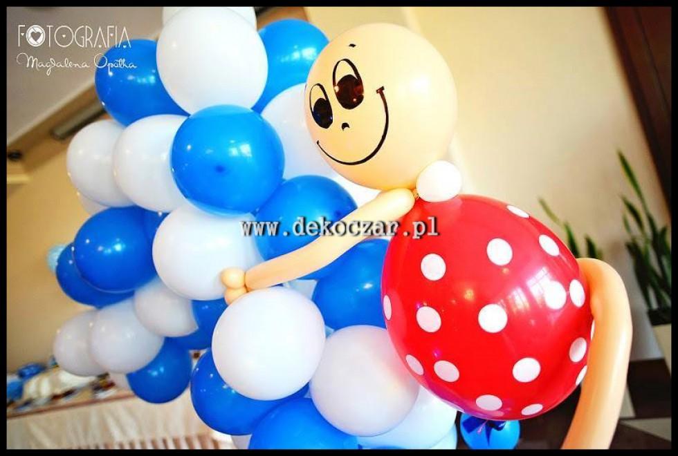 balony Praszka