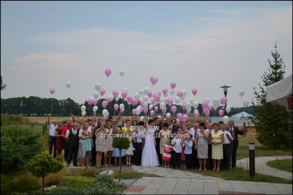 balony z helem Olesno