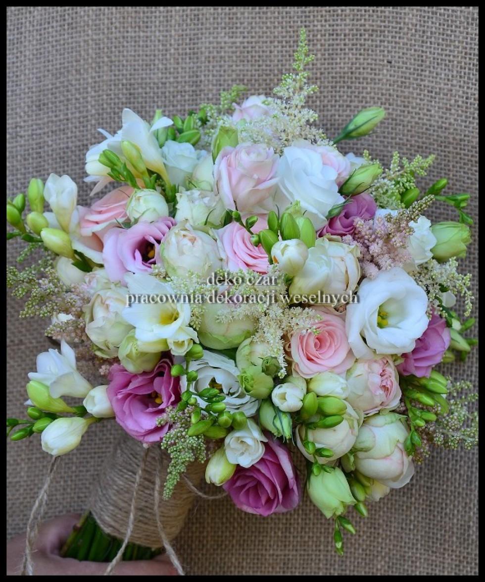 7 kwiaty do sluby