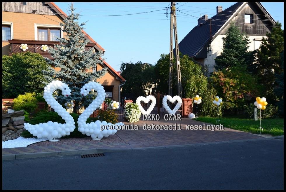 18 dekoracje balonowe olesno